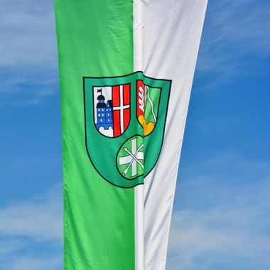 The schutzenverein Sennelager's offical flag.
