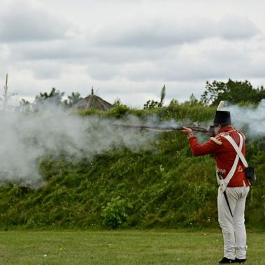 Brown Bess demo #5 Ft