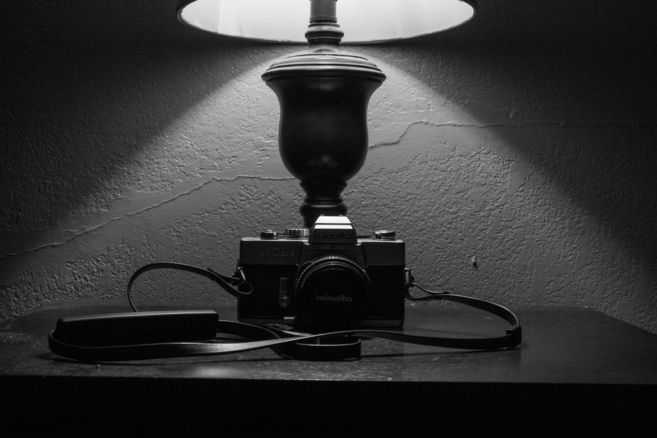 First try on Black and White Photography