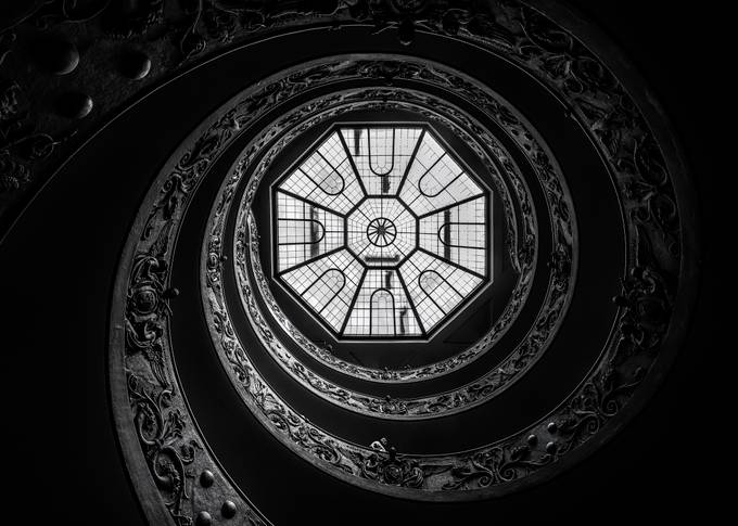 Spiral by livioferrari - High Ceilings Photo Contest