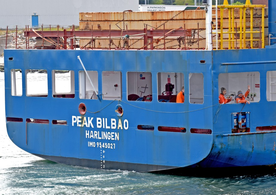 Peak Bilbao crew
