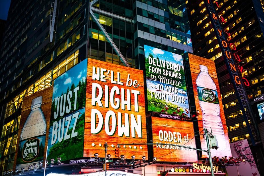 Picture taken in Manhattan, New-York, USA
