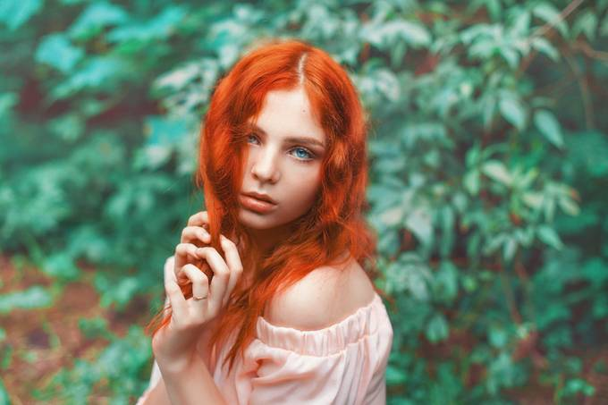 Vika by LisaAnfisa - Image Of The Month Photo Contest Vol 24