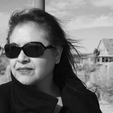I took this shot at a movie set located out in the Mojave Desert. The feel of this location just screamed black and white photos. Our kids loved this shot I took of my wife Diane. So there you go.......