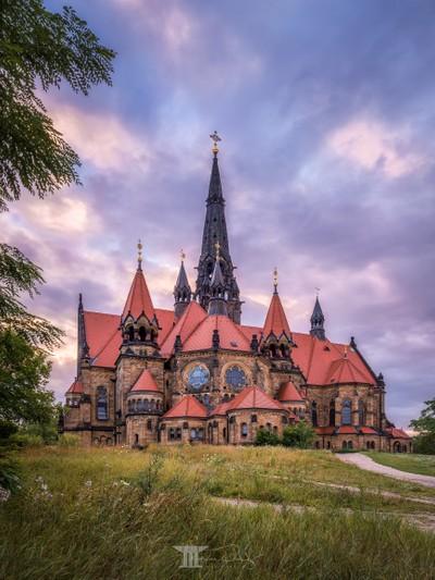 St. Martin Church, Dresden