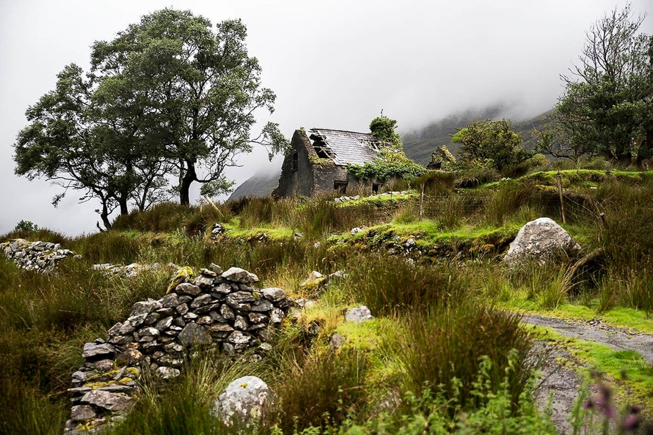 A Soft Day in the Kerry Mountains .....Small FB