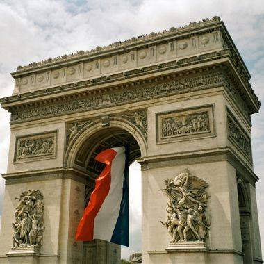 14 July in Paris