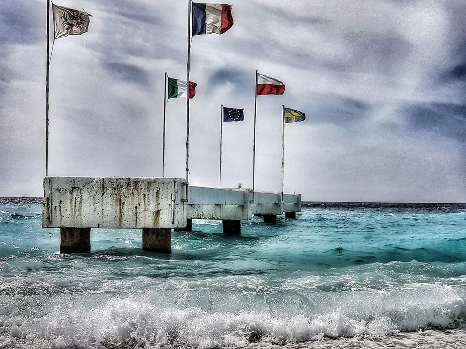 The pier, Nice, FR
