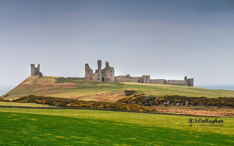 Dunstanburgh Castle, ca., 14th C.