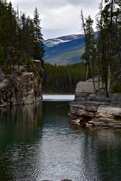 Jump ( Horseshoe Lake )