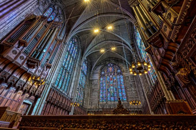 Princeton University Chapel by JakeKurdsjuk - Ceilings Photo Contest