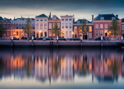 Dutch canal street