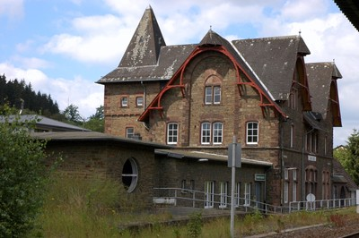 Jünkerath, Old Train station