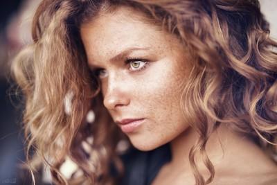 Portrait Love with Julia Yaroshenko
