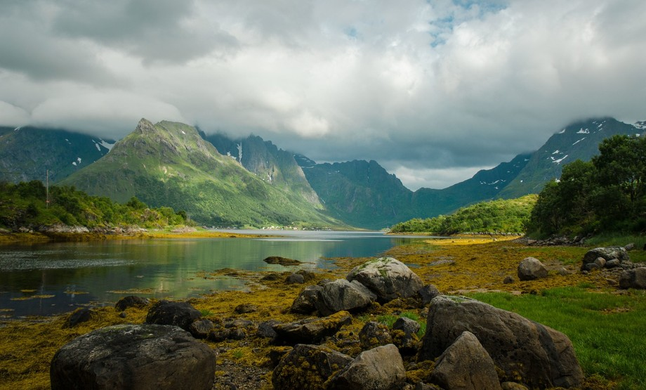 I live in Norway and visited Lofoten for the first time in my life last week. This shot is from L...