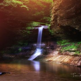 The dreamy falls, caves and canyons at Matthiessen State Park in Illinois are breathtaking. I love collecting memories and capturing the world al...