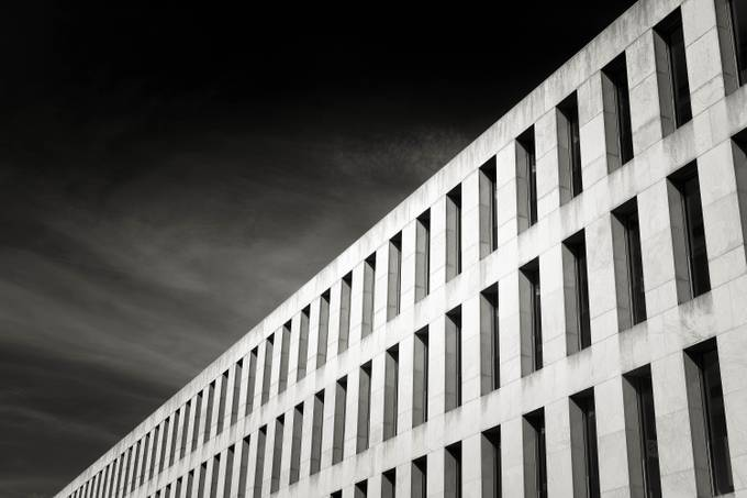 Catholic Library (Triangles #3) by chmeermann - Simple Architecture Photo Contest