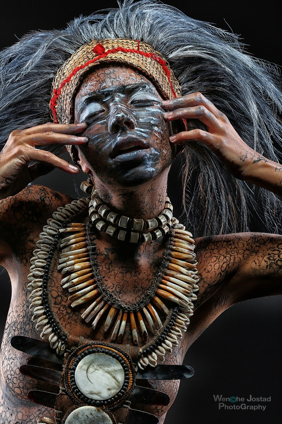 My Tribe by wenchejostad - Cultures of the World Photo Contest
