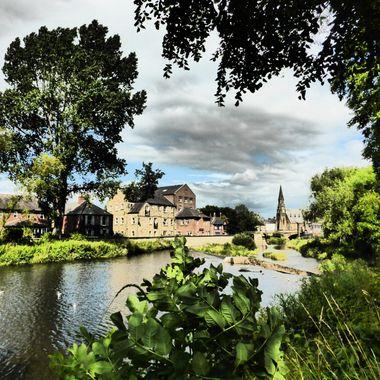 River Wansbeck, Morpeth