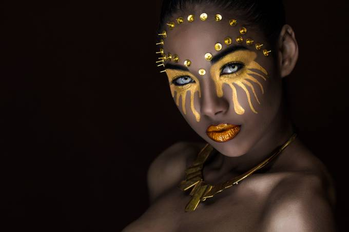Black & Gold by Carlos_Santero - Post Editing Magic Photo Contest