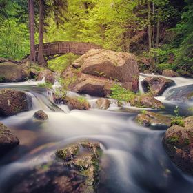 Oker, Harz, Germany, 60 seconds