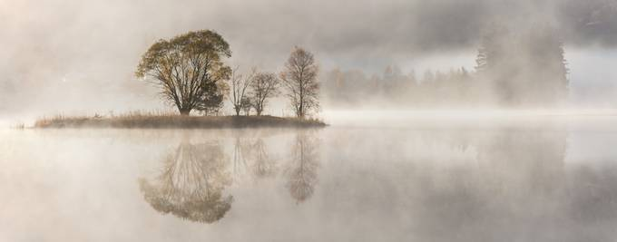 October morning by runeaskeland - Overexposure Photo Contest