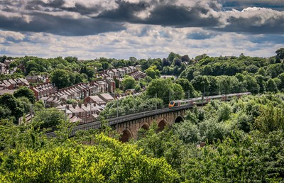 """""""The Station We Are Now Approaching Is Durham""""."""