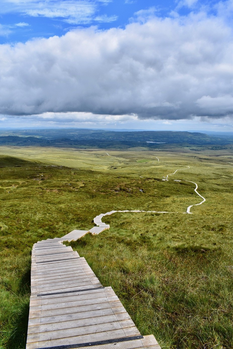 Cuilcagh Mountain, County Fermanagh  by hannahcopes - Promenades And Boardwalks Photo Contest