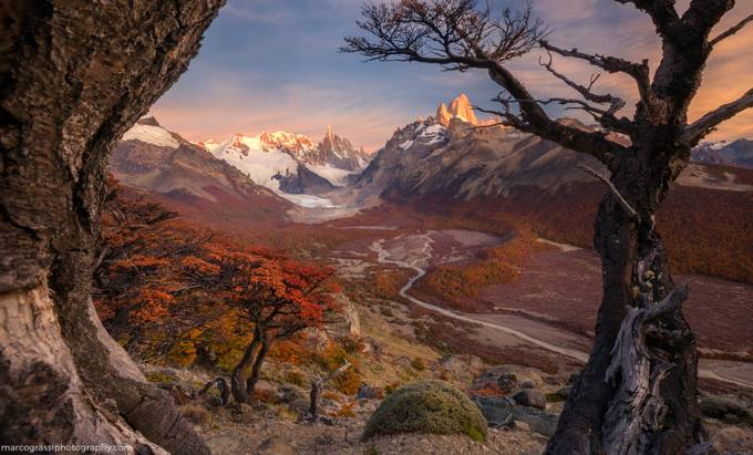 Patagonia Awakes  by marcograssi - Creative Landscapes Photo Contest vol3