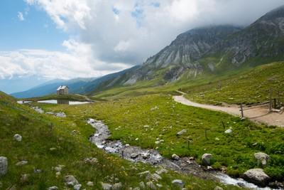Sesvennahütte, South-Tyrol