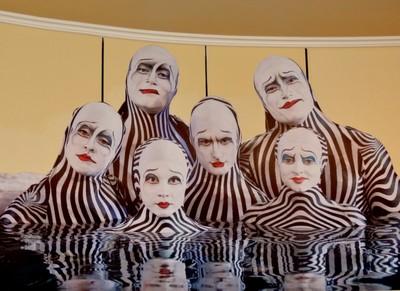 1573, Cirque de Soleil, Vegas