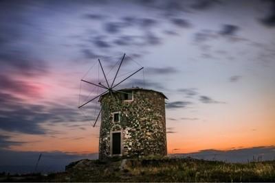 Sunrise in Windmill