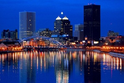 Downtown Rochester NY