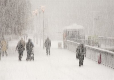 Let it snow !!