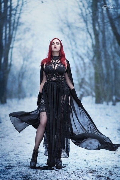 Revena at winter