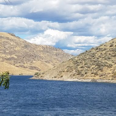 Lake Roosevelt,  Grand Coulee, WA