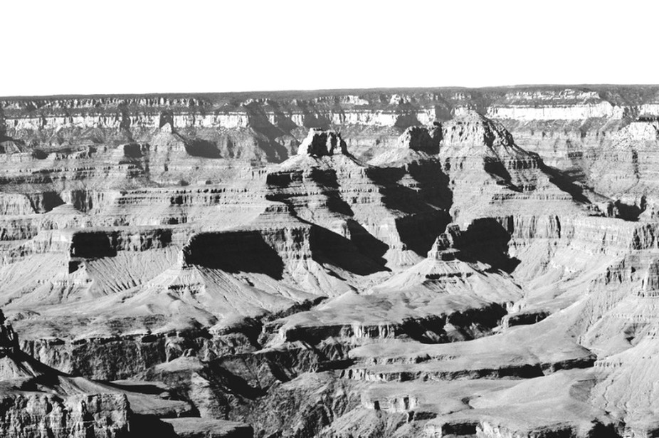 B:W Grand Canyon copy