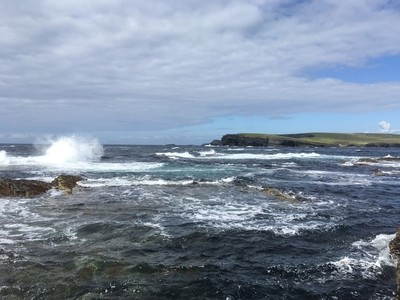 Down by the Wild Atlantic Way, Co. Clare