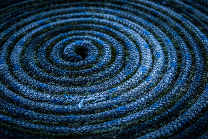 Boring old rope by Dane1985 - Macro And Patterns Photo Contest