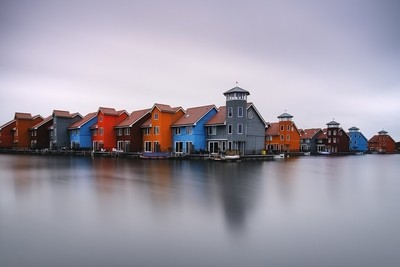 Moody day in Reitdiephaven
