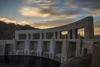 Parker Dam, Lake Havasu, Arizona