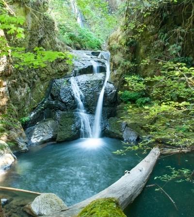 Wolf Creek Falls,  Glide Oregon
