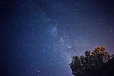 August night
