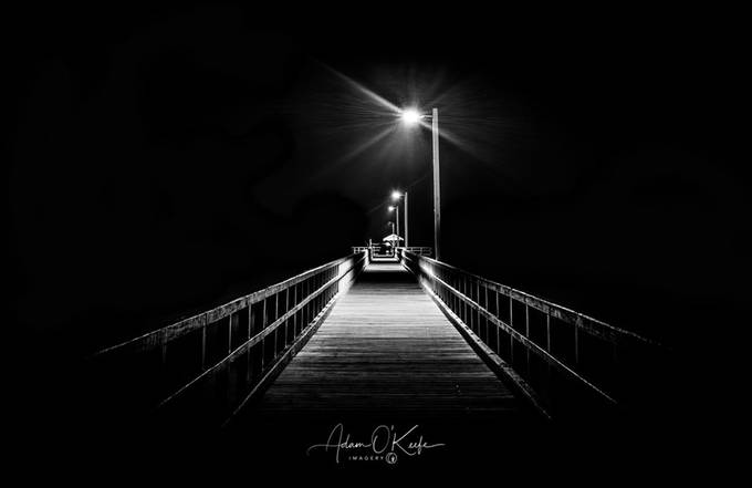by aokeefe - Everything In Black And White Photo Contest