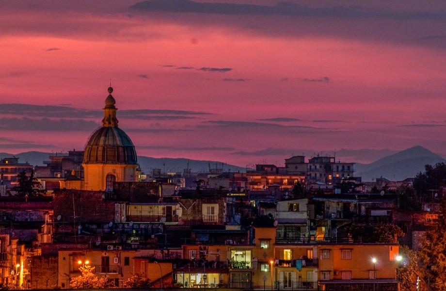 Naples Evening