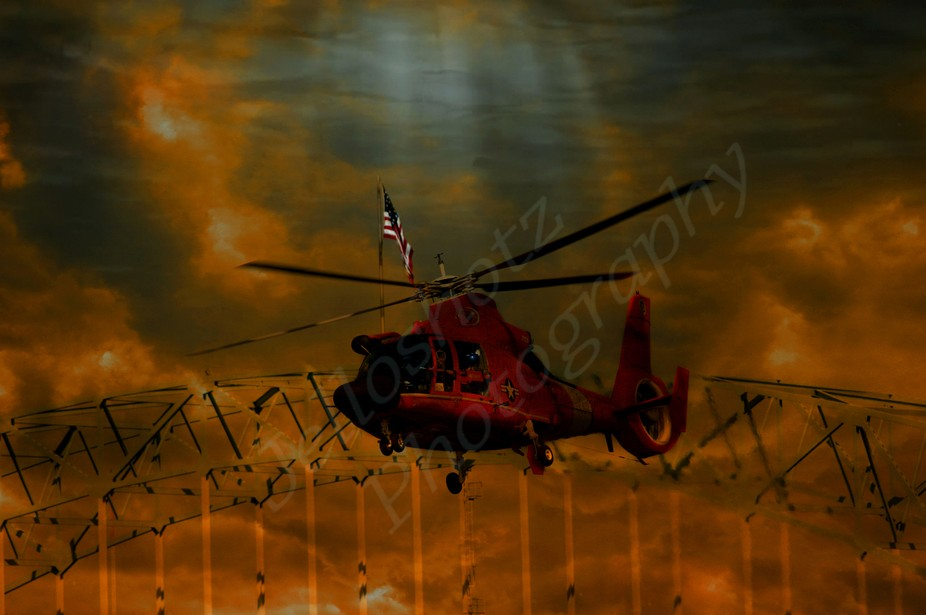 Tribute piece dedicated to the people of the U.S. Coast Guard that risk all every day for the liv...