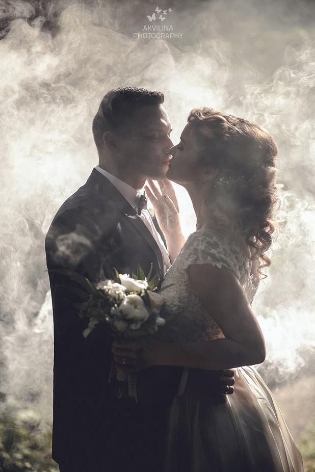 Mystic touch by AkvilinaPhoto - Everything Smoke Photo Contest