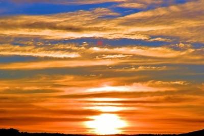 Sun set Atardecer