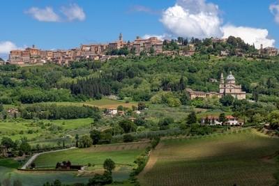 San Biagio Church Tuscany
