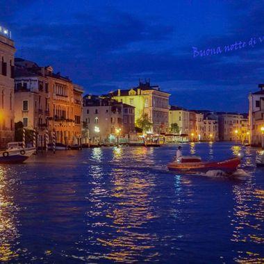 Buona notte di Venezia